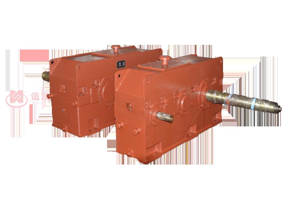 抽油机专用四轴减速器