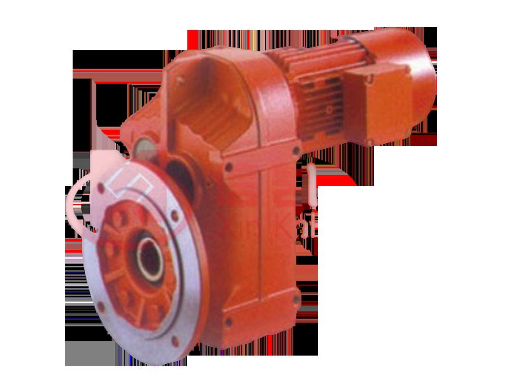 F系列平行軸斜齒輪減速電機